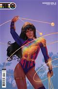 Wonder Girl #2 Cvr C Kevin Wada Pride Month Card Stock Var