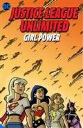 Justice League Unlimited Girl Power TP