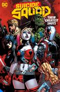 Suicide Squad Their Greatest Shots TP