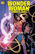 Wonder Woman Lords & Liars TP