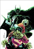 Justice League #35 Monsters Var Ed *Clearance*