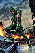Green Arrow By Jeff Lemire Deluxe Ed HC *Special Discount*