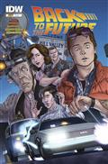 Back To The Future #1 (of 4) *Special Discount*