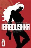 Codename Baboushka: Conclave of Death #1 Cvr A Chankhamma *Special Discount*