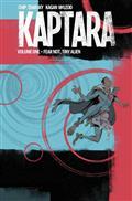 Kaptara TP Vol 01 Fear Not Tiny Alien *Special Discount*