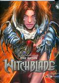 ART-OF-WITCHBLADE