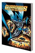 Guardians of Galaxy By Jim Valentino TP Vol 03 *Special Discount*