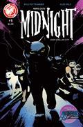 Hero Cats Midnight Over Stellar City #1 (of 3) Main Cvr *Special Discount*