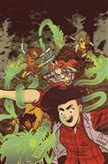 Lumberjanes Beyond Bay Leaf #1 Main Cvr
