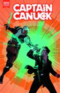Captain Canuck 2015 Ongoing #6 *Clearance*