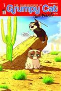 Grumpy Cat #1 (of 3) Cvr A Uy