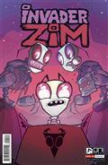 Invader Zim #4 (C: 1-0-0)