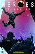 Heroes: Vengeance #1 (of 5) Reg Pope (MR) *Special Discount*