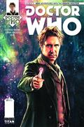 Doctor Who 8Th #1 (of 5) Reg Zhang *Special Discount*