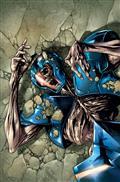 Book of Death Fall of X-O Manowar #1 Cvr B Segovia (One Shot *Clearance*