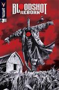 Bloodshot Reborn #7 Cvr A Suayan