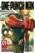 One Punch Man GN Vol 01 (C: 1-0-1) *Special Discount*