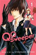 Qq Sweeper GN Vol 01 (C: 1-0-1) *Special Discount*