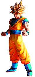 Dbz The Son Goku 10In Pvc Fig (Net) (C: 1-1-2)