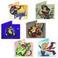 DC Bombshells Batgirl PX Mighty Wallet (Net) (O/A) (C: 1-1-1