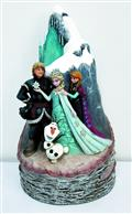 Disney Traditions Frozen Carved By Heart Fig (C: 1-1-1)