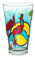 Spider Man And Hulk 10 Oz Juice Glass (C: 1-1-2)