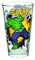 Hulk And Captain America 16 0Z Glass (C: 1-1-2)