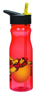 Iron Man 25 Oz Tritan Water Bottle (C: 1-1-2)