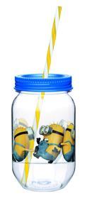 Minions 19 Oz Tritan Canning Jar (C: 1-1-2)