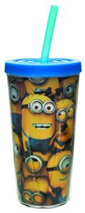 Minions 16 Oz Double Wall Tumbler (C: 1-1-2)