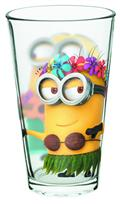 Minions Hula 16 Oz Glass (C: 1-1-2)