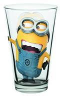 Minions Laughing 10 Oz Juice Glass (C: 1-1-2)