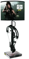 Walking Dead Crossbow Table Lamp (C: 1-1-2)