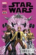 Star Wars #1 Cassaday 7Th PTG Var
