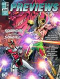 Previews #337 October 2016 *Special Discount* Includes A Free Marvel Previews