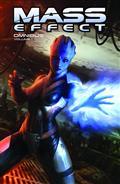 Mass Effect Omnibus TP Vol 01 (C: 0-1-2)