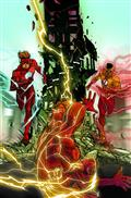 Flash #9 *Rebirth Overstock*