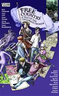 Free Country A Tale of The Childrens Crusade TP (MR) *Special Discount*