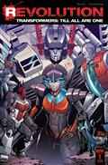 Transformers Till All Are One Revolution #1