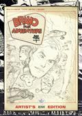 Alex Toth Bravo For Adventure Artist Ed HC (C: 0-1-2) *Special Discount*