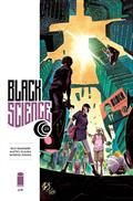 Black Science #25 (MR)