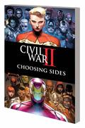 Civil War II Choosing Sides TP *Special Discount*