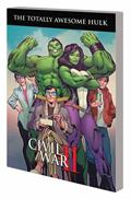 Totally Awesome Hulk TP Vol 02 Civil War II *Special Discount*
