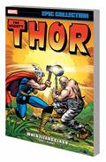 Thor Epic Collection TP When Titans Clash *Special Discount*