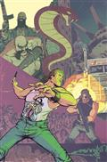 Big Trouble Little China Escape New York #1 Main Cvrs (MR) *Special Discount*