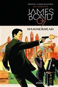 James Bond Hammerhead #1 (of 6) Cvr A Francavilla *Special Discount*