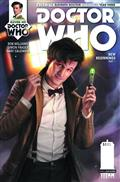 Doctor Who 11Th Year Three #1 Cvr A Burns *Special Discount*