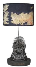 Game of Thrones Iron Throne Table Lamp 2Nd Ed (C: 1-1-2)