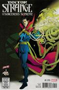 Doctor Strange Sorcerers Supreme #1 Cbldf Variant