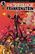 Sherlock Frankenstein & Legion of Evil #1 (of 4) Main *Special Discount*